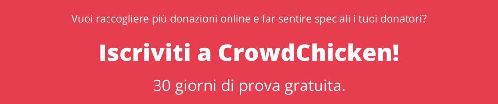 iscrizione crowdchicken
