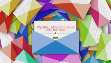 come migliorare tasso apertura email