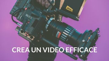come creare un video efficace per non profit