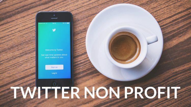 twitter non profit